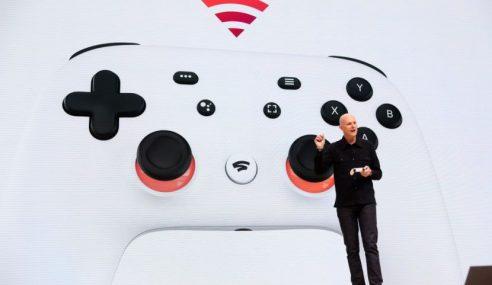 Google Stadia, Ibarat Netflix Untuk 'Kaki Game'