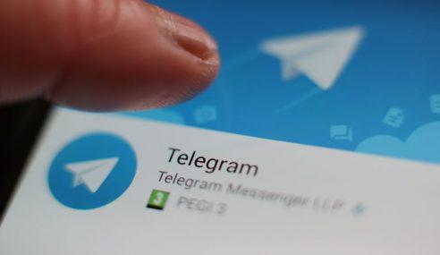 3 Juta 'Berhijrah' Kepada Telegram Dalam 24 Jam