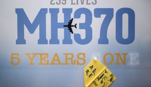 Genap 5 Tahun, MH370 Kekal Misteri