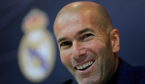 Zinedine Zidane Kembali Ke Real Madrid