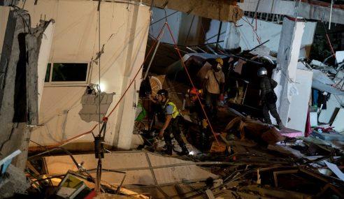 Angka Korban Di Filipina Meningkat Kepada 11 Orang