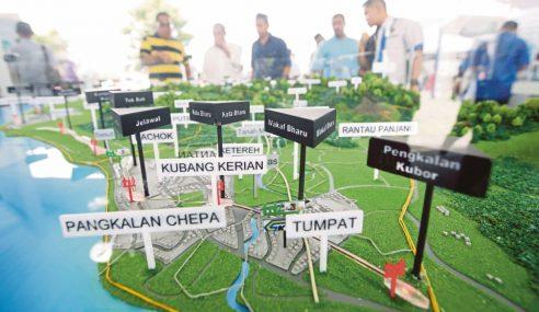 Kerajaan PAS Kelantan Harap ECRL Dipanjangkan
