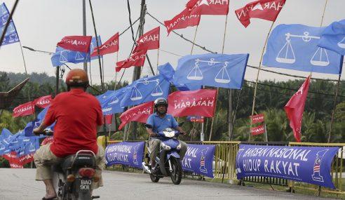Mahathir Tidak Akan Ke Rantau Bantu PH Berkempen