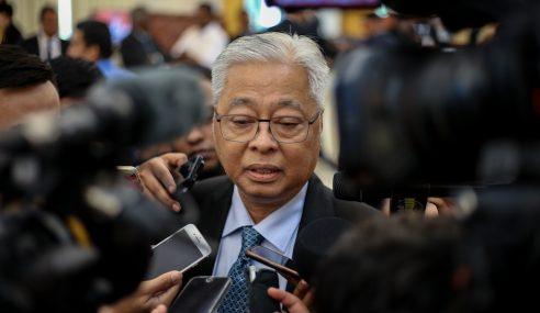 Usul Terhadap Najib Ada Agenda Peribadi Tersembunyi