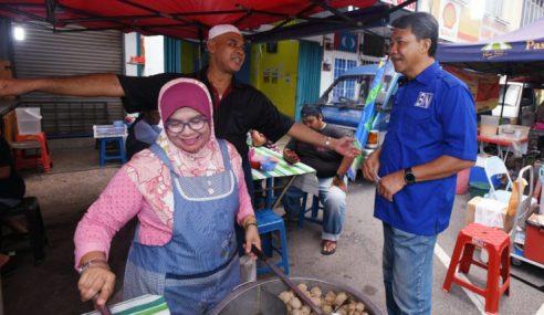 10 Tahun KDNK N.Sembilan Lagi Tinggi Dari P.Pinang