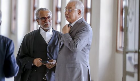 Kalau Kes Beng Hock Disiar Langsung, Mengapa Tak Najib?