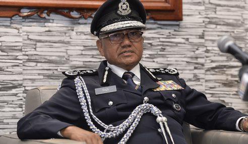 Ketua Polis Negara Serah Tugas Esok