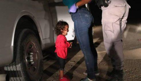 Kanak-Kanak Imigran Menangis Gambar Terbaik Dunia