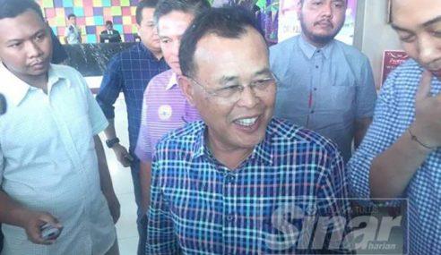 """""""Saya Masih MB Johor"""" – Osman Sapian"""