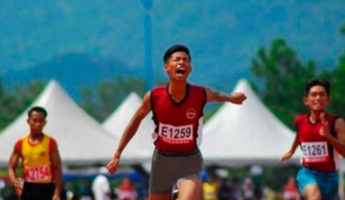 Remaja 15 Tahun Ini Bakal Jadi 'Usain Bolt' Malaysia?