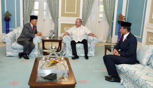Keputusan Letak Jawatan MB Johor Diketahui Petang Ini