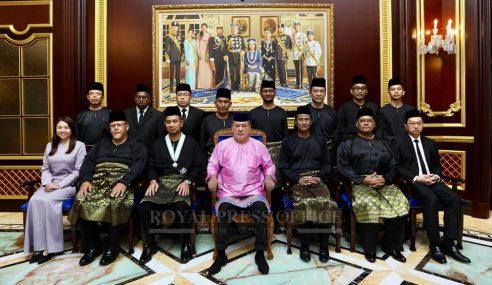 3 Muka Baharu Dilantik Exco Johor