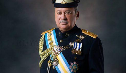 Ketepi Perselisihan Kerajaan Negeri, Pusat – Sultan Johor