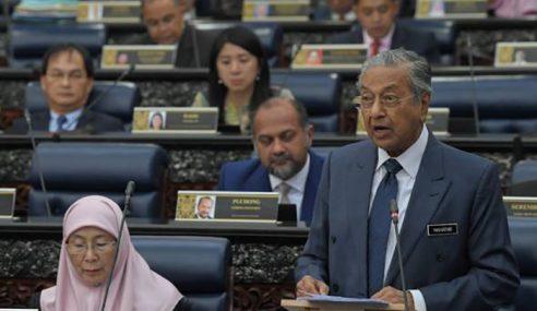 Pindaan Perlembagaan Persekutuan Gagal Dapat Sokongan Dua Pertiga