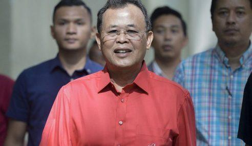 MB Johor Selesai Bertemu Dengan Mahathir