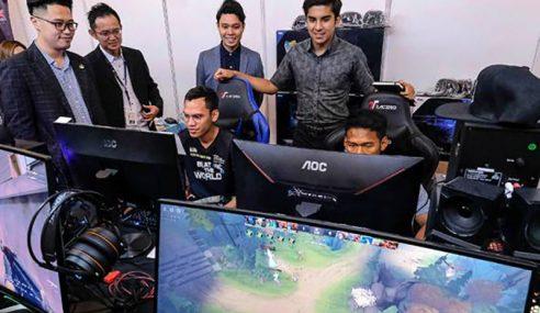 Malaysia Bida Anjur Piala Dunia Mobile Legends