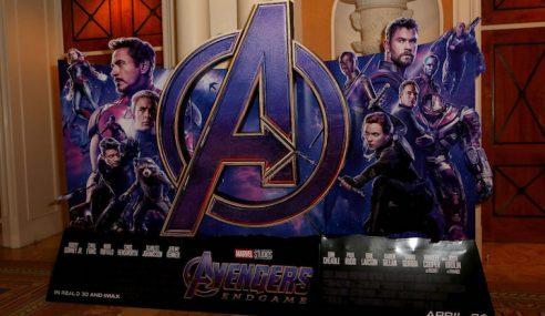 Tiket Avengers: Endgame Cecah RM2,040 Di eBay
