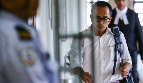 """Saya Geledah Ambank Raja Chulan"" – Saksi"