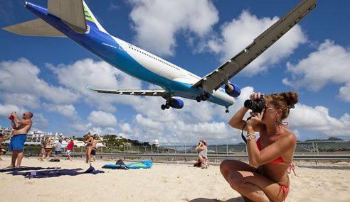 Hukuman Mati 'Selfie' Di Pantai Lapangan Terbang Phuket