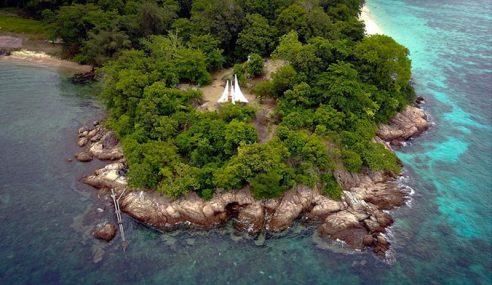 PBS Tolak Cadangan Pulau Pelarian Di Sabah