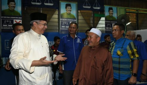 PAS-UMNO Boleh Menang Lebih 132 Kerusi Parlimen