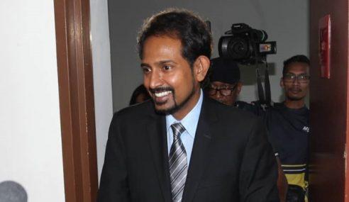 Terowong Dasar Laut: Datuk Seri Mengaku Tak Bersalah