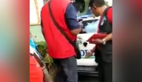 2 Lagi Suspek Periksa Kereta Polis Ditahan Reman