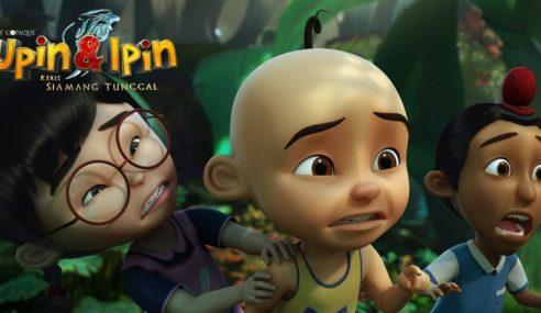 Filem Upin Ipin Kutip RM25 Juta Selepas 3 Minggu