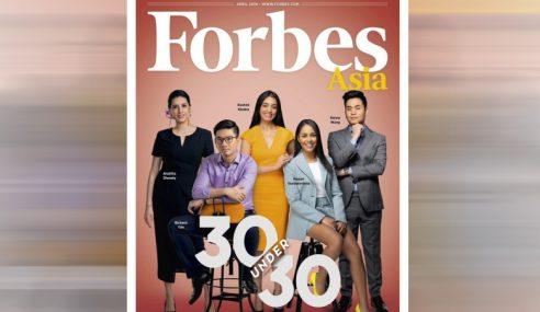 11 Usahawan Malaysia Dalam Forbes 30 Bawah 30 Asia 2019