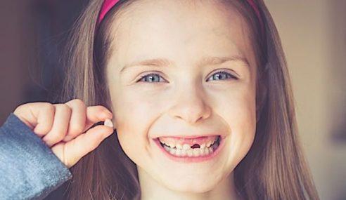 Gigi Susu Boleh Selamatkan Nyawa Anak