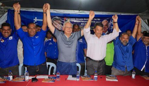 Pengundi Rantau Beri Tok Mat Menang Besar – Najib