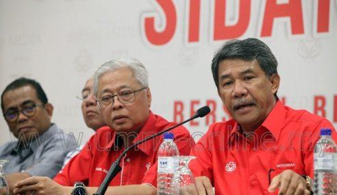 UMNO Tidak Akan Bertanding Di PRK Sandakan