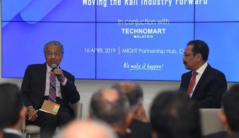 PH Kalah Di Rantau Tak Ubah Kerajaan – Mahathir