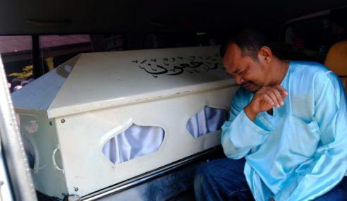 Kemalangan: Jenazah 3 Pelajar Selamat Dikebumikan