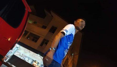 Kes Pukul, Pelawak Dibebas Dengan Jaminan Polis