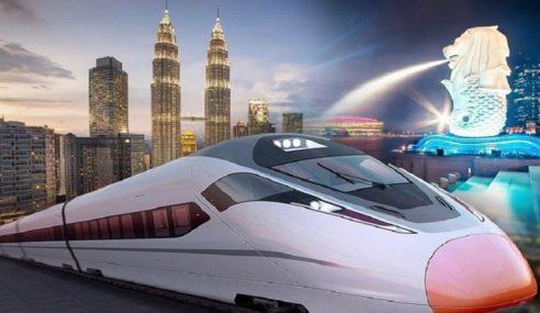 Malaysia Kaji Cadangan Kurangkan Kos HSR KL-SG