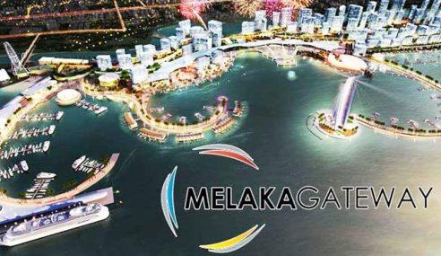 Pemaju Melaka Gateway Tuntut Ganti Rugi RM139 Bilion