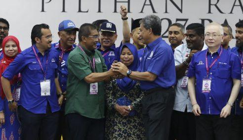 Rantau Kukuhkan Kerjasama UMNO, PAS
