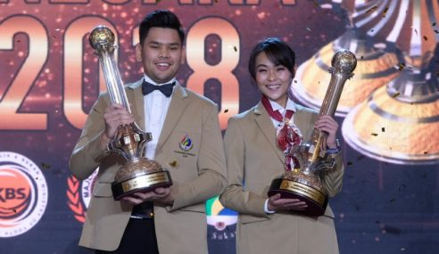 Rafiq, Amy Kwan Dinobat Atlet Terbaik 2018