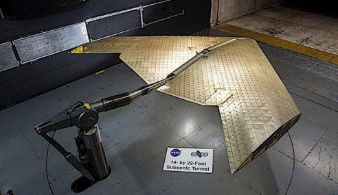 NASA Sedang Bina Pesawat 'Transformers'