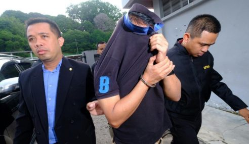 Pegawai Polis Berpangkat ASP Didakwa Terima Rasuah