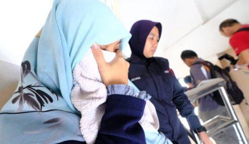 Pengasuh Direman Bantu Kes Bayi Mati Tersedak Susu
