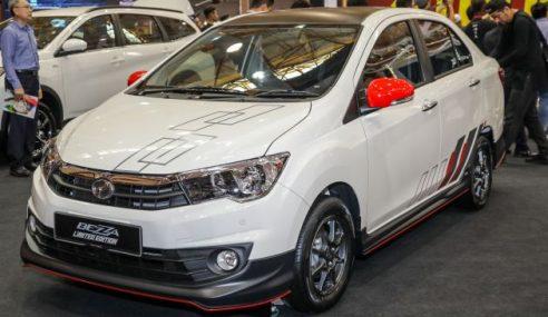 Perodua Bezza Edisi Terhad RM44,890 Sebuah