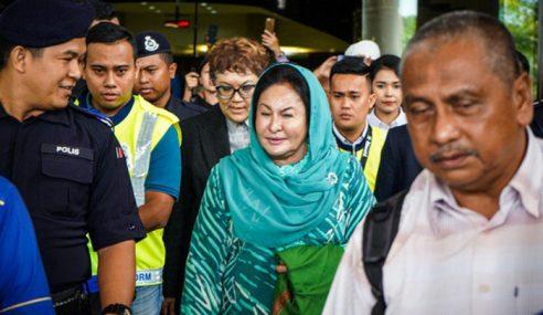 """Minta Maaf Pada Rakyat"" – Rosmah"