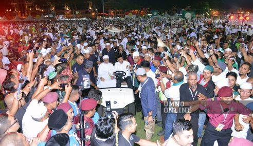 Manifestasi Bebangkitan Melayu Dan Islam