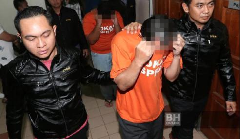 Pengarah, Anak Lelaki Direman Kes Tuntutan Palsu