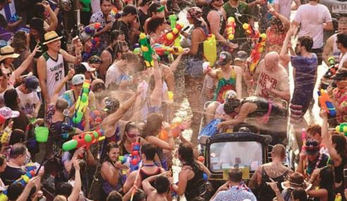 Perak Tidak Boleh Ubah Penganjuran Pesta Songkran