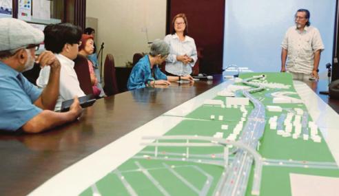 JAS Dipersoal Benar Projek PIL 1 Ada Kesilapan Pelan