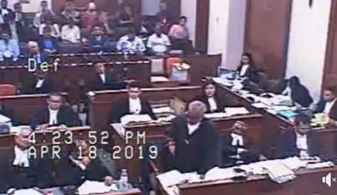Siapa Kata Muat Naik Video Bicara Najib Langgar Peraturan?