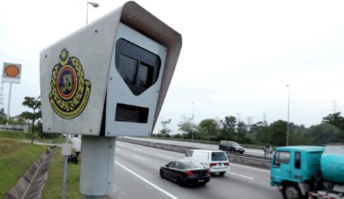 Kerajaan Tambah Kamera AWAS Di Lokasi Kemalangan